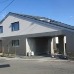 高知市前里モデルハウス